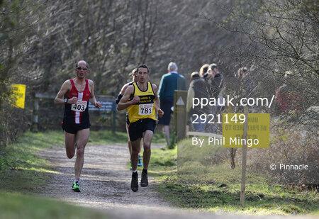 Forest of Dean Half Marathon 010412