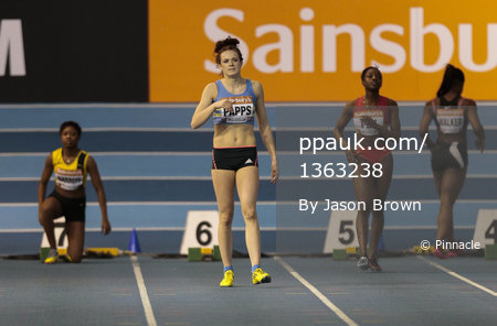 British Indoor Championships 080214