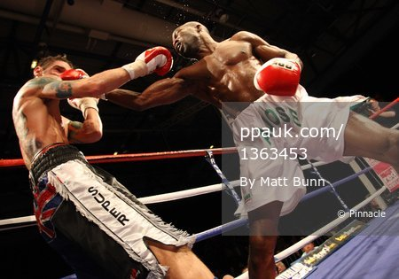 Scott Heywood v Ajose Olusegun, 27022009