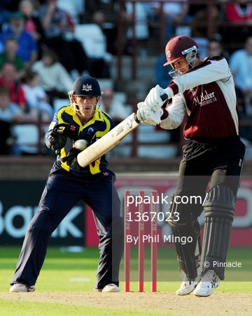 Somerset v Gloucestershire 290509
