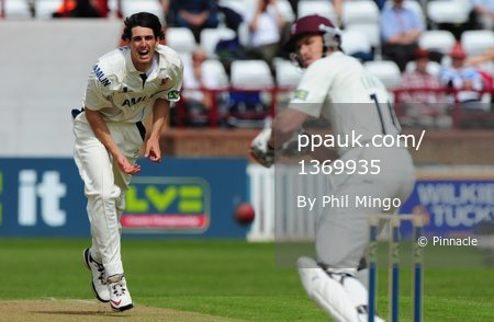 Somerset v Essex 270410