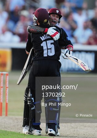 Somerset v Hampshire T20 090710