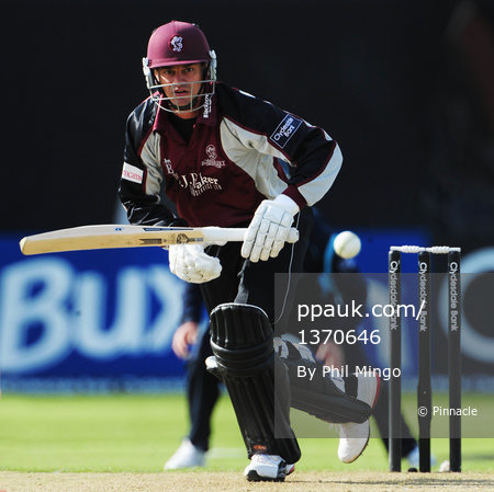 Somerset v Sussex 150510