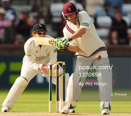 Somerset v Yorkshire 180510