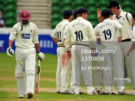 Somerset v Yorkshire 190510