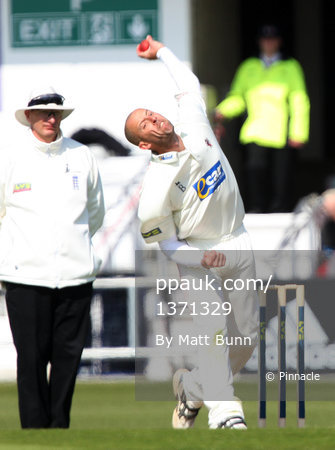 Yorkshire V Somerset 160410