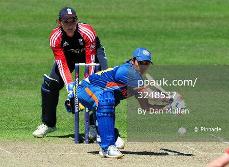 England Women v India Women 260611