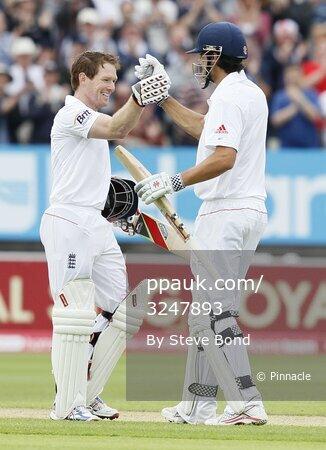 England v India 120811