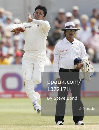 England v India 310711