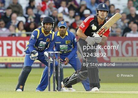England v Sri Lanka 060711