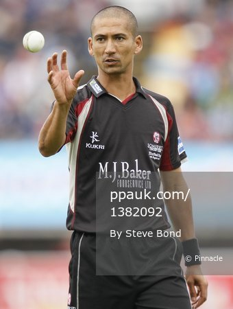 Hampshire v Somerset  270811