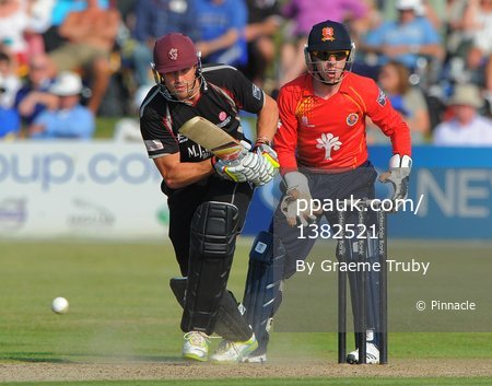 Essex v Somerset 310711