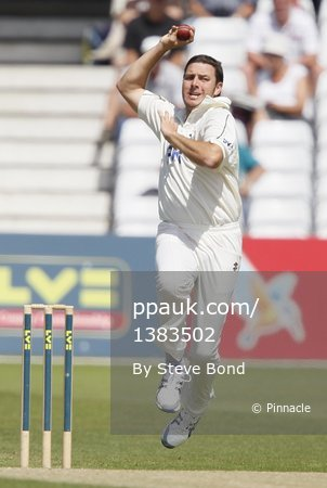 Notts v Somerset 140711