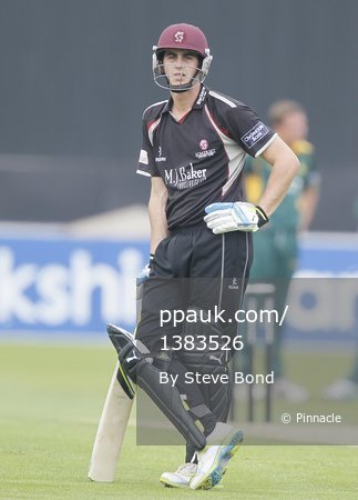 Notts v Somerset 240411