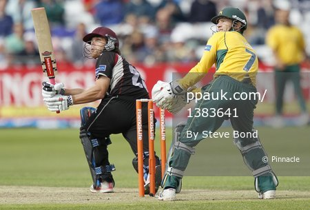Notts v Somerset 070811