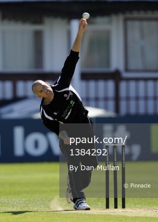 Somerset County Cricket Photocall 070411