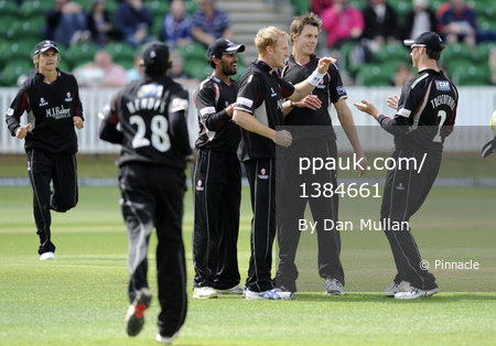 Somerset v Gloucestershire 080511