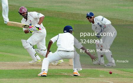 Somerset v India D1 150711