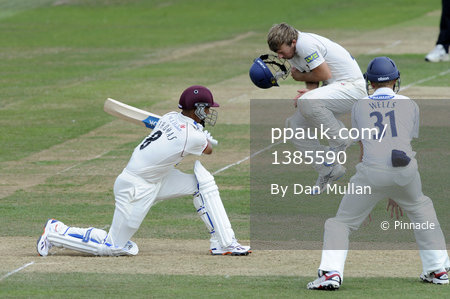 Somerset v Sussex D2 030811
