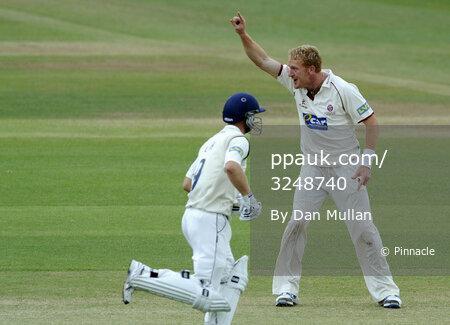 Somerset v Yorkshire Day 3 260511