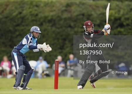 Scotland v Somerset 190812