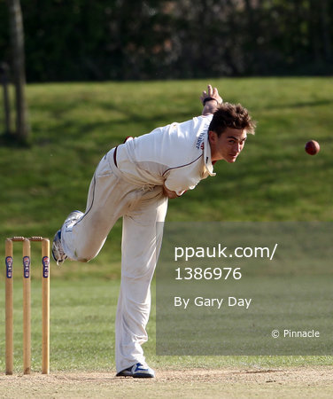 Somerset v Cardiff MCCU Day 3 020412