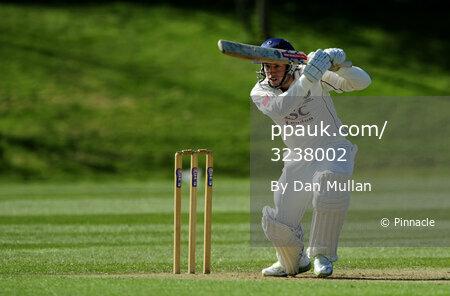 Somerset v Cardiff MCCU Day 2 010412