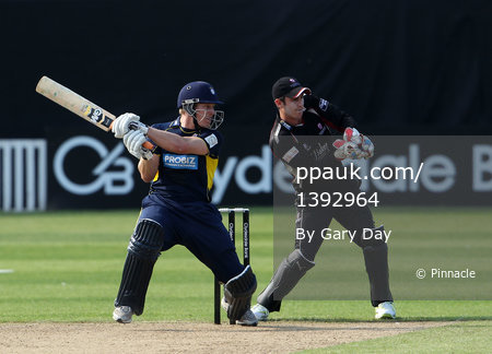 Somerset v Hampshire 270512
