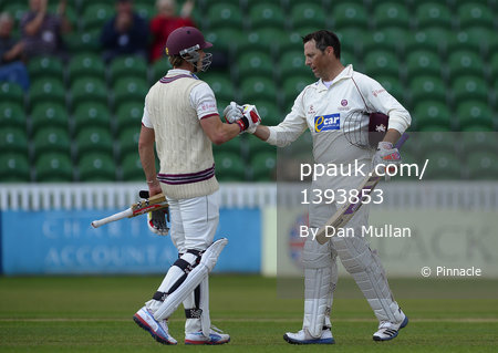 Somerset v Worcestershire D2 120912