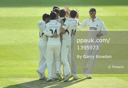 Middlesex v Somerset 290813