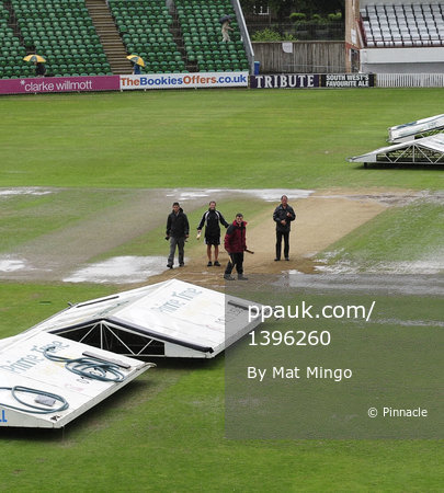 Somerset v Nottinghamshire 050813