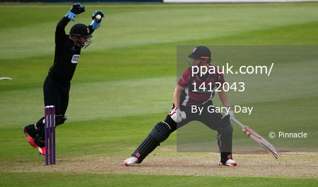 Somerset v Sussex 220515