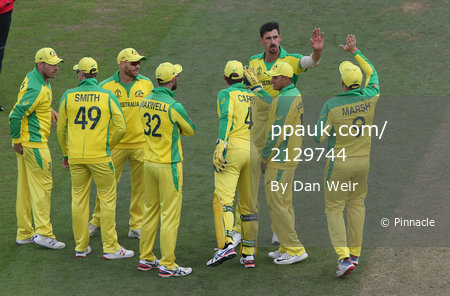 Australia v Sir Lanka, London - 15 June 2019