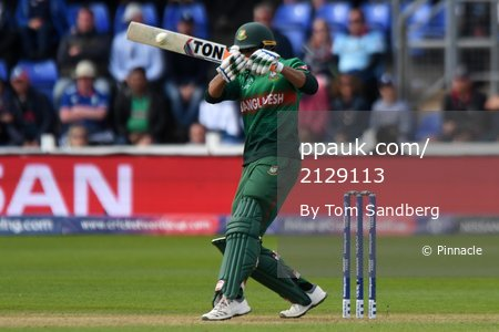 England v Bangladesh, Cardiff, UK - 8 Jun 2019