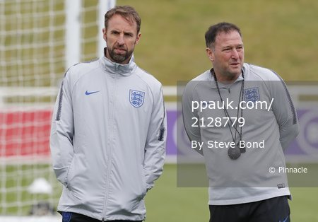 England Training Session, St Georges Park, UK - 5 June 2019