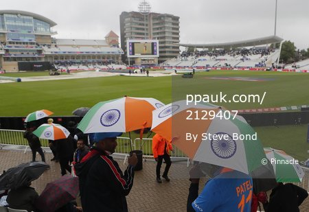India v New Zealand , Nottingham, UK - 13 June 2019