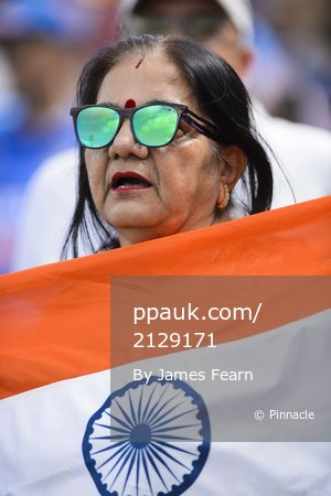 India v Australia, London, UK - 9 Jun 2019.