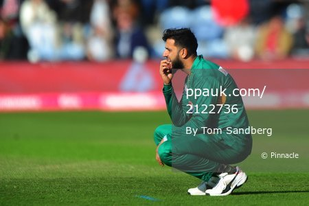 England v Pakistan, Cardiff, UK - 5 May 2019