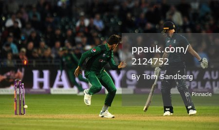 England v Pakistan, Bristol, UK - 14 May 2019