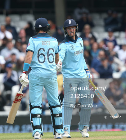 England v Afghanistan, London - 27 May 2019