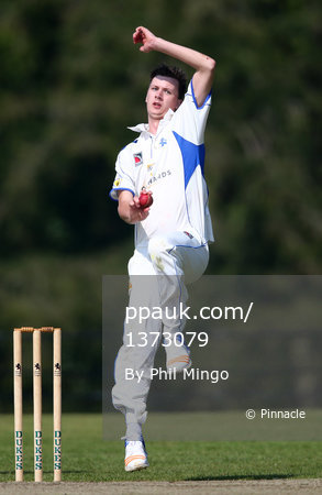 Devon CCC v Gloucestershire CCC, Tiverton, UK - 9 Apr 2017
