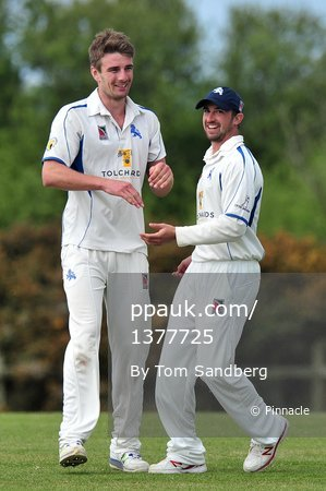 Devon CCC v Dorset CCC, Instow, UK - 23 Apr 2017