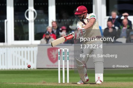 Somerset CCC v Essex CCC D1,Taunton, UK - 14 Apr 2017