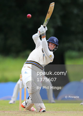 Devon CCC v Shropshire CCC, Sandford, UK - 31 July 2017
