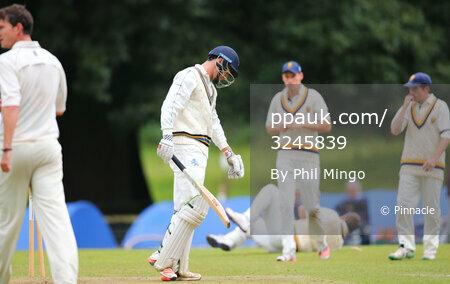 Devon CCC v Shropshire CCC, Sandford, UK - 31 July 2017