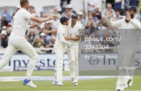 England v South Africa, Day 1, Nottingham, UK - 14 July 2017