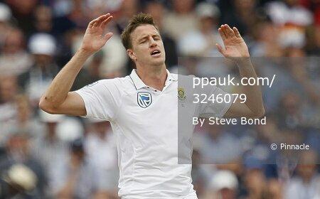 England v South Africa, Day 2, Nottingham, UK - 15 July 2017