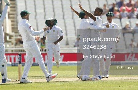 England v South Africa, Day 4, Nottingham, UK - 17 July 2017