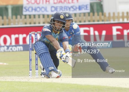 India  v Sri Lanka, Derby, UK - 5 July 2017 2017