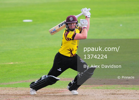 Somerset v Sussex , Taunton, UK - 30 July 2017